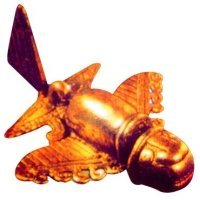 ANCIENT GOLD AIRPLANES FROM SOUTH AMERICA