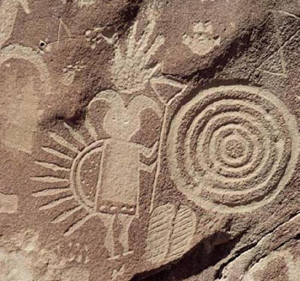 Aurignacian rock art at the Grotte Chauvet | Mathilda's ...  |Ancient Rock Cave Drawings